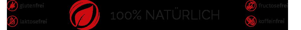 Cortidor® Sport Icon Qualitätsmerkmale - glutenfrei, laktosefrei, fructosefrei, koffeinfrei