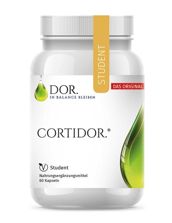 CORTIDOR.® Student - das Original von NORDpharma